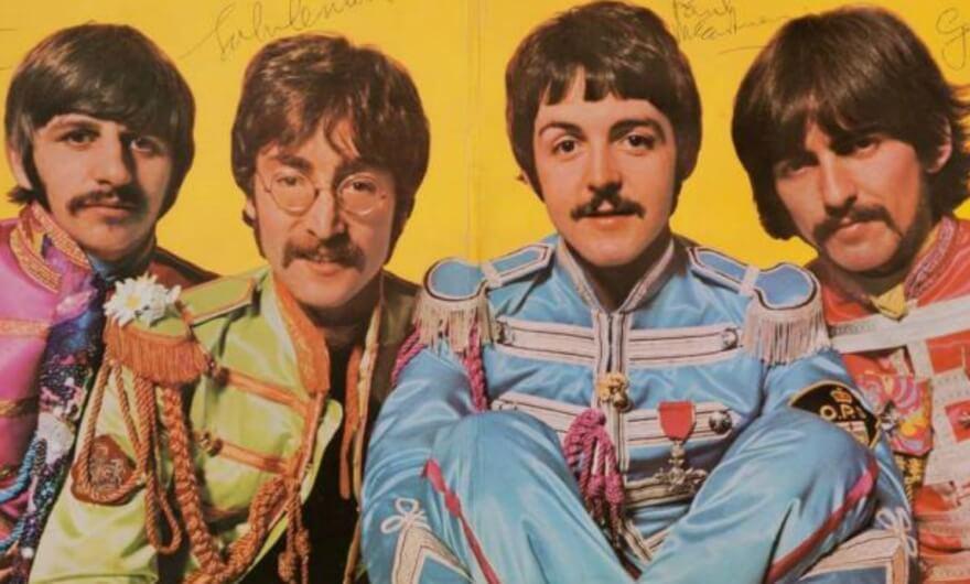 Los 10 eventos más importantes por los 50 años de Sgt. Pepper's Lonely Hearts Club Band