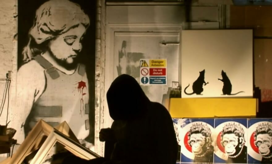 DJ Goldie dice que Robert Del Naja es Banksy
