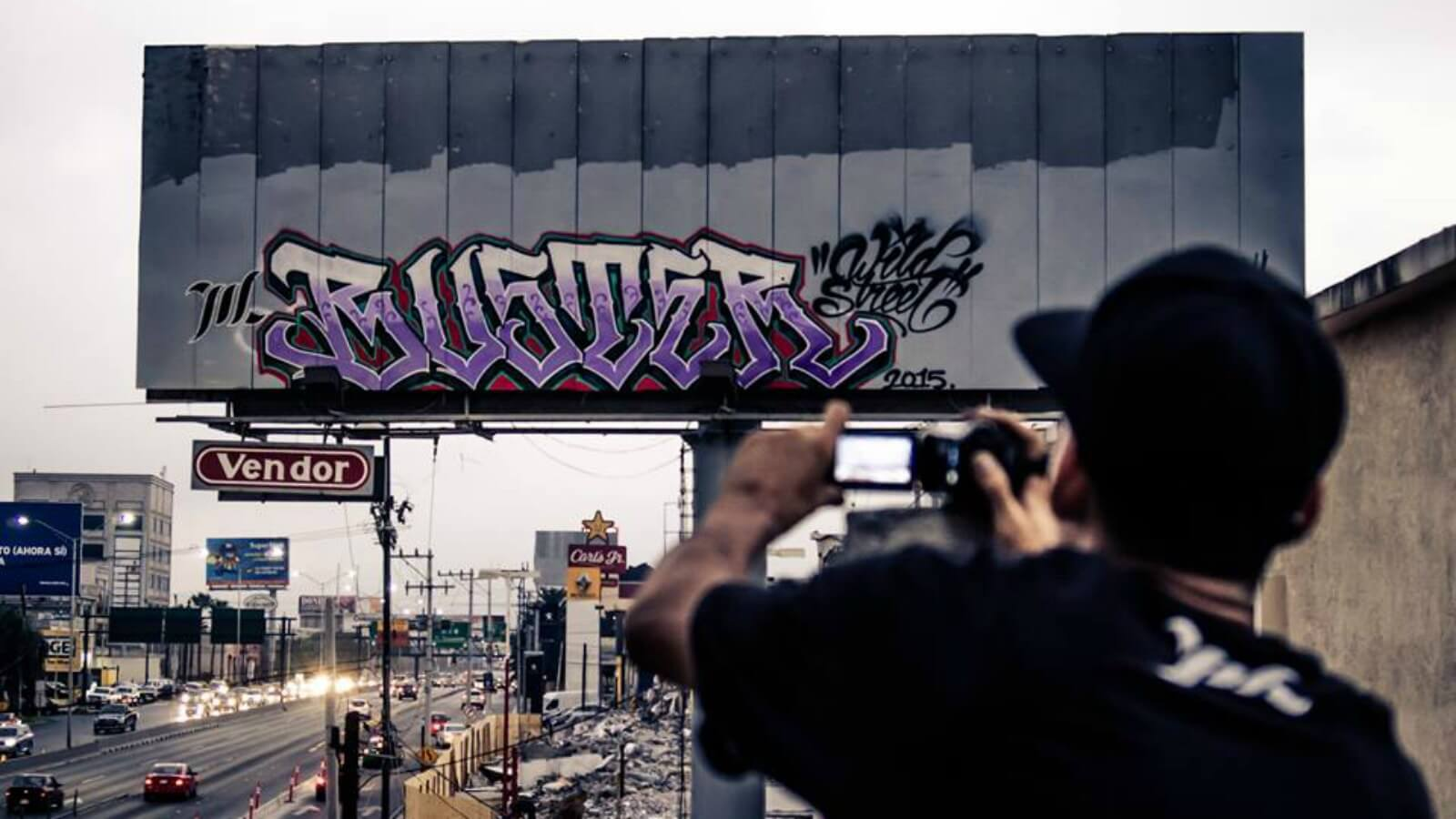 ¡Nuevo capítulo de Wild Street: Buster en Monterrey! ?