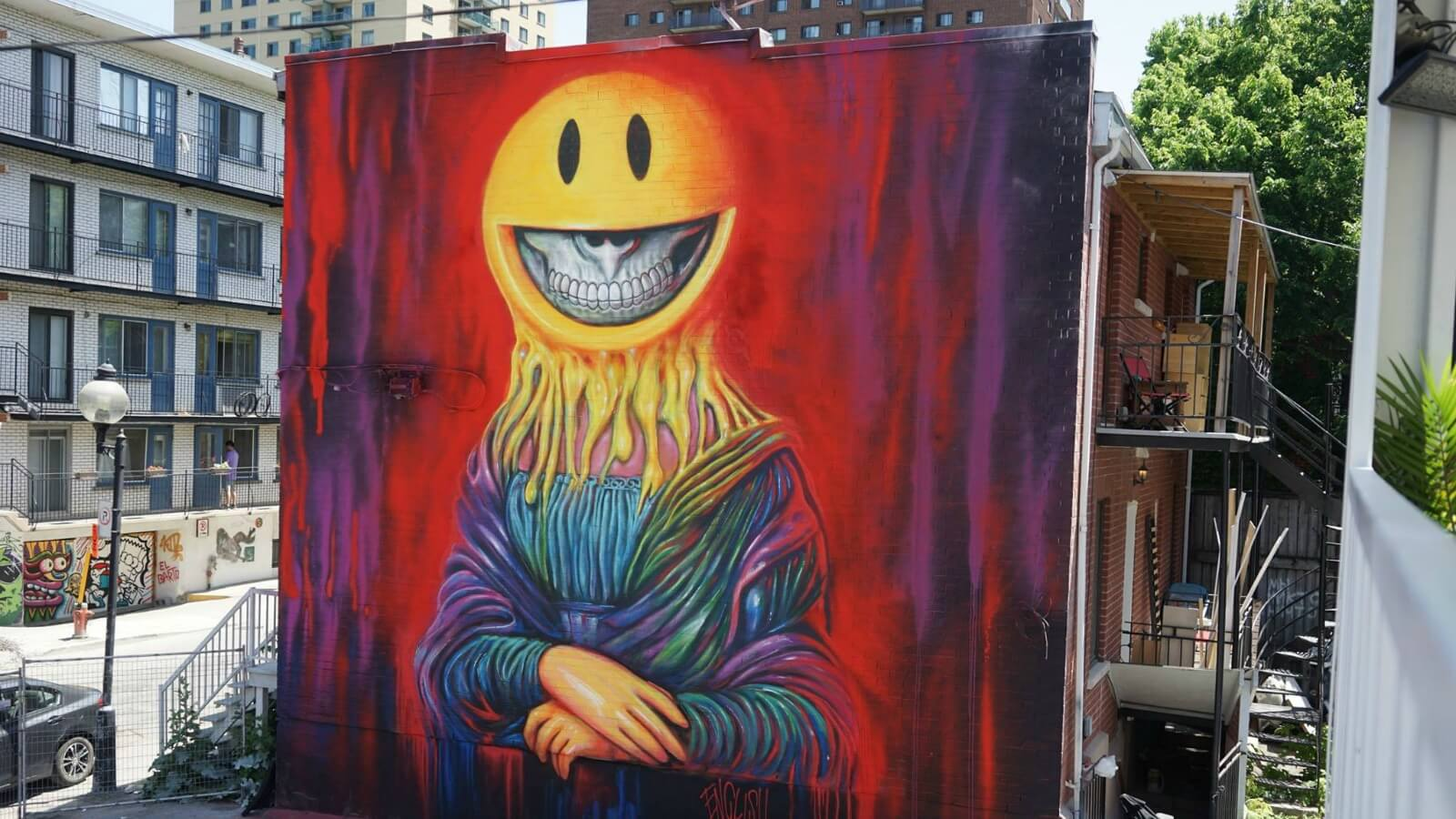 Ranking: los 10 mejores murales de junio