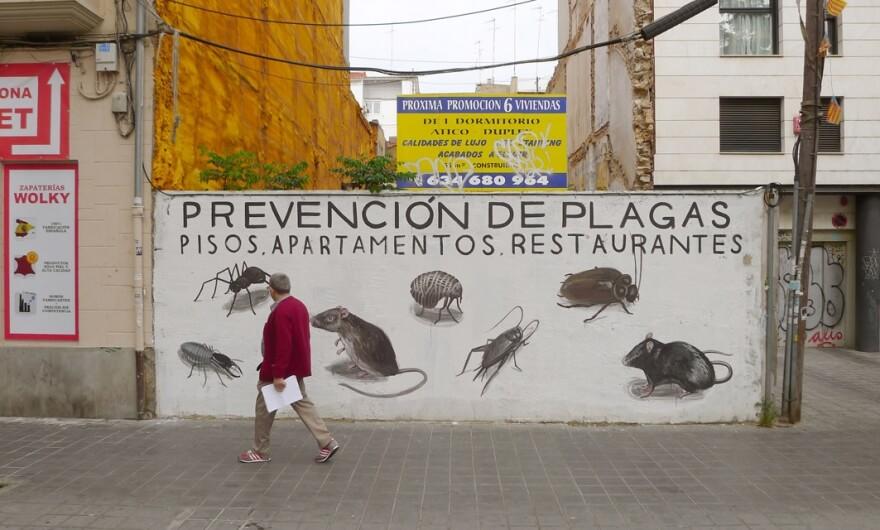 Escif publica manifiesto en contra de los recorridos turísticos del arte urbano