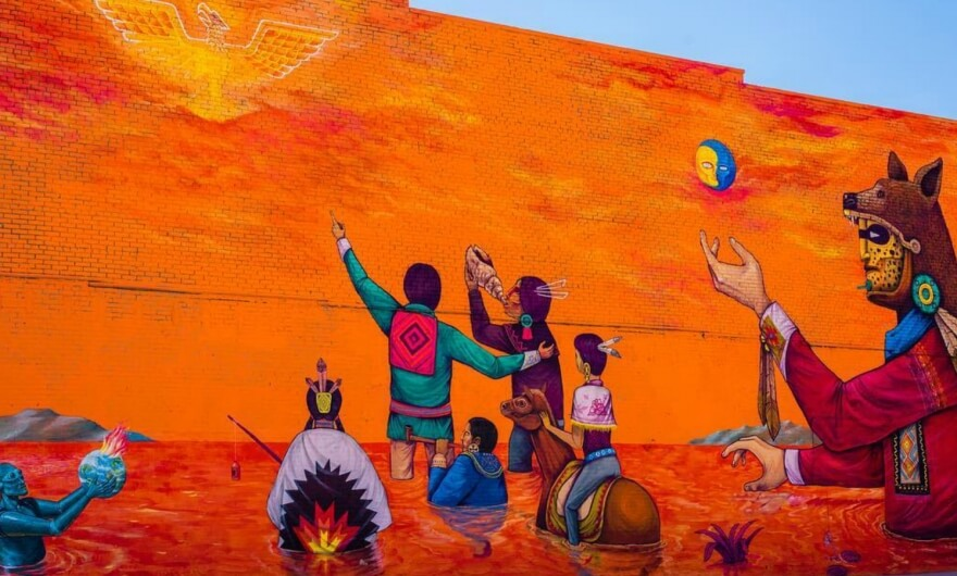Ranking: ¡Conoce los 15 mejores murales de julio!