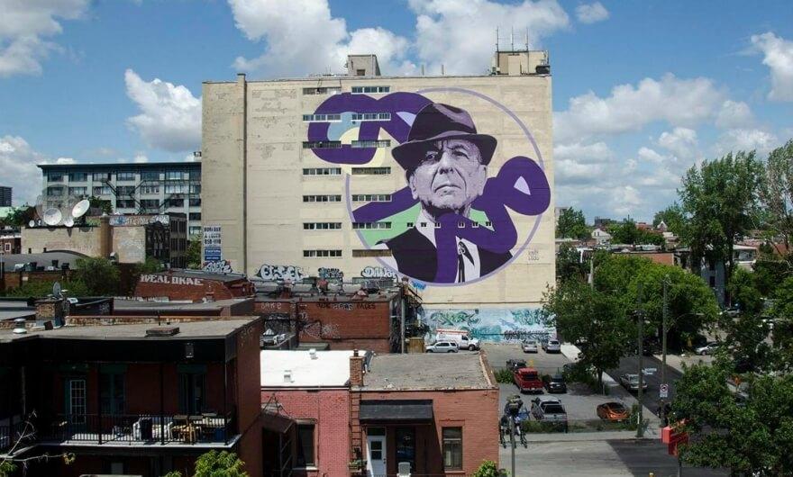 Kevin Ledo crea el mural más grande en Festival Mural 2017 ?