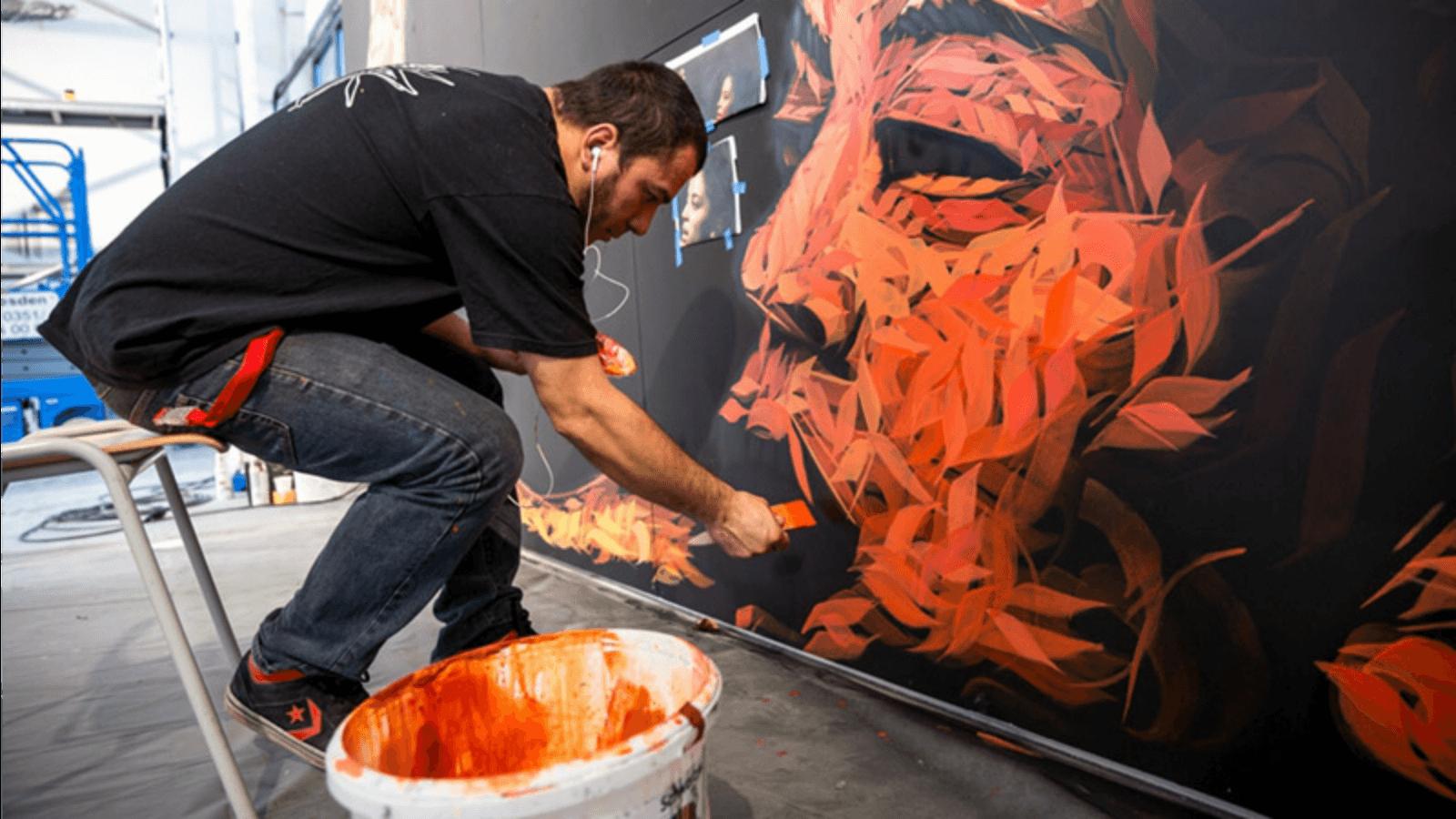 Artistas mexicanos exponen junto a Banksy en Europa