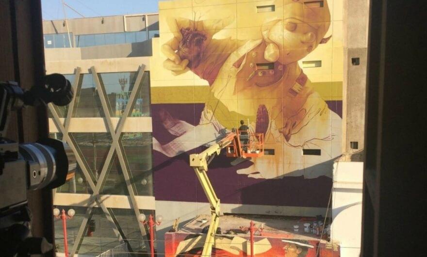 Si los muros hablaran, nuevo proyecto fílmico sobre el arte urbano en Latinoamérica