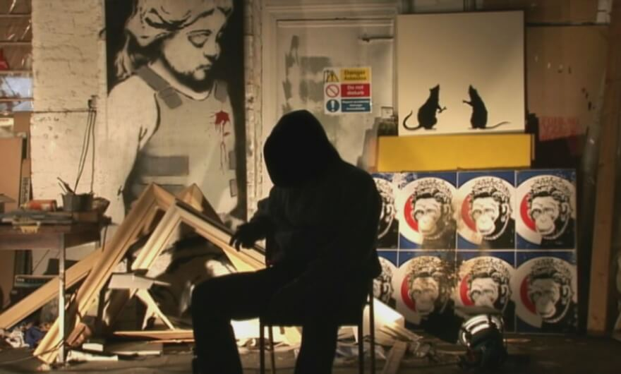 Los 5 rumores más sonados sobre la identidad de Banksy
