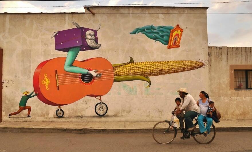 Sólo en 12 espacios públicos de Puebla podrán estar artistas urbanos