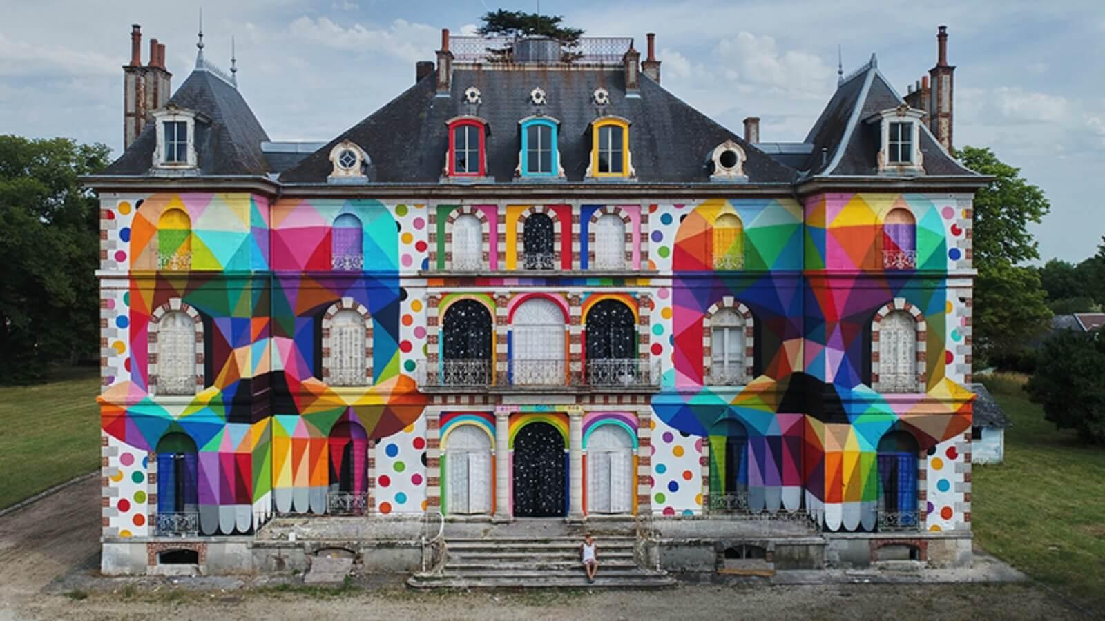 ¡Okuda interviene castillo abandonado en Francia!?