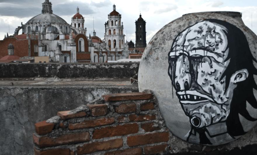 En Puebla cobrarán a los artistas urbanos por crear obras callejeras