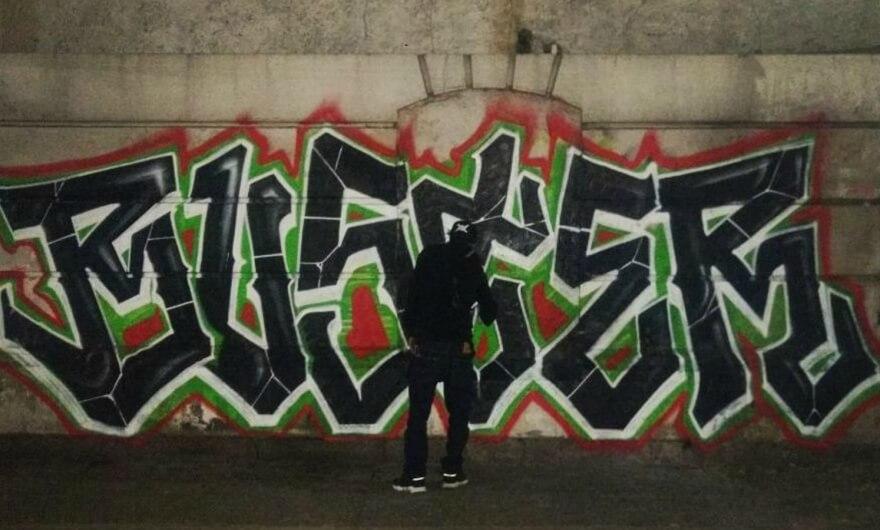 Graffiti ilegal en Monterrey, ¡nuevo capítulo de Wild Street!