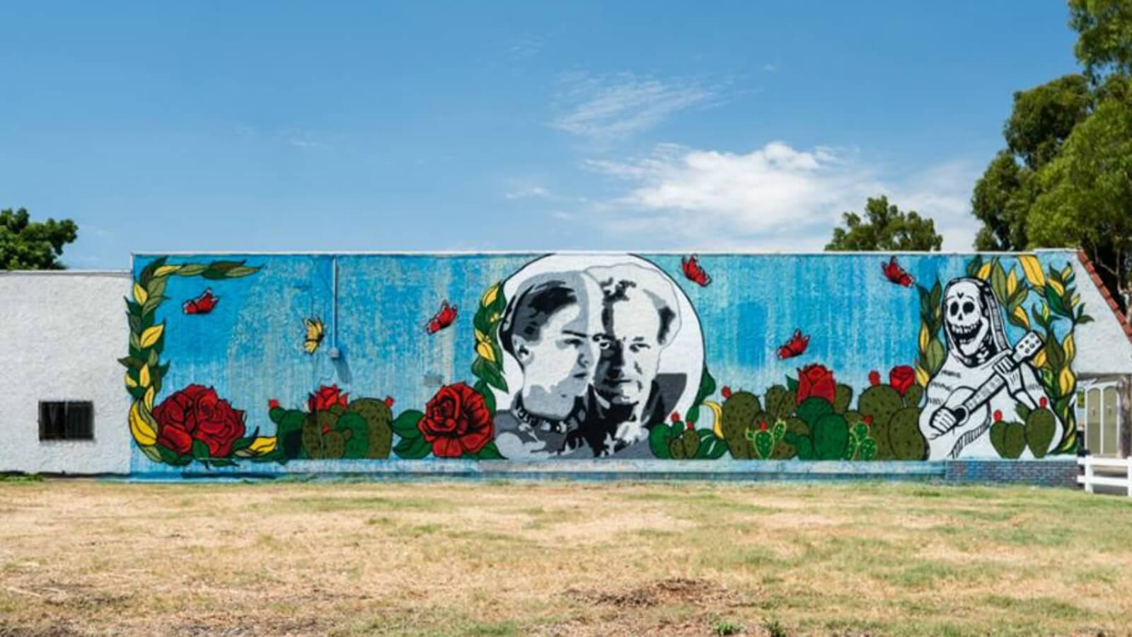 Los cinco mejores murales de Julio realizados por mexicanos