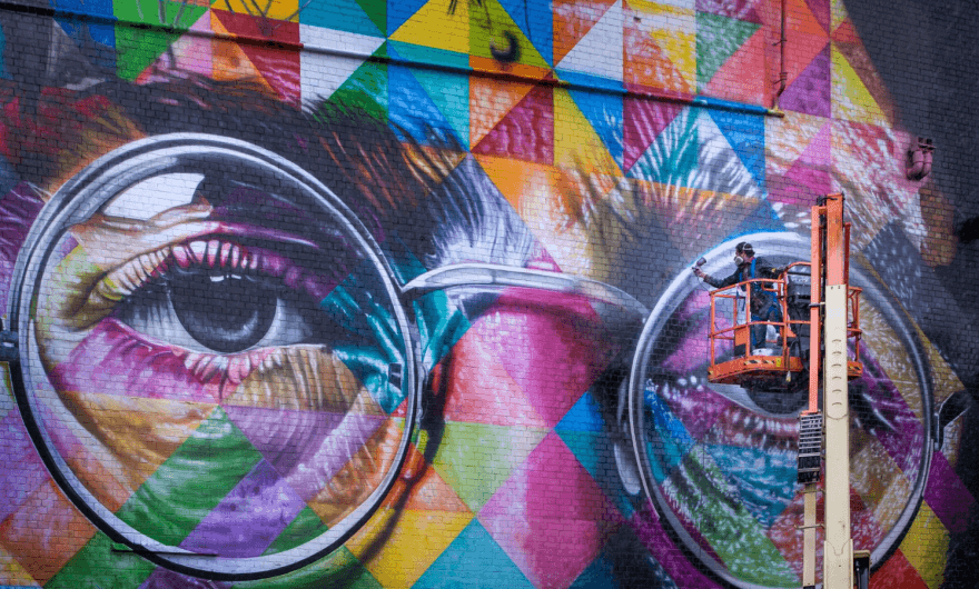 Los murales creados para Upfest 2017 ?