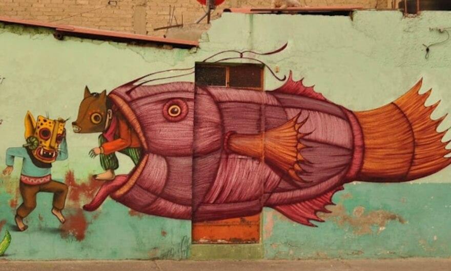 Lanzan petición para apoyar a los artistas urbanos en Puebla