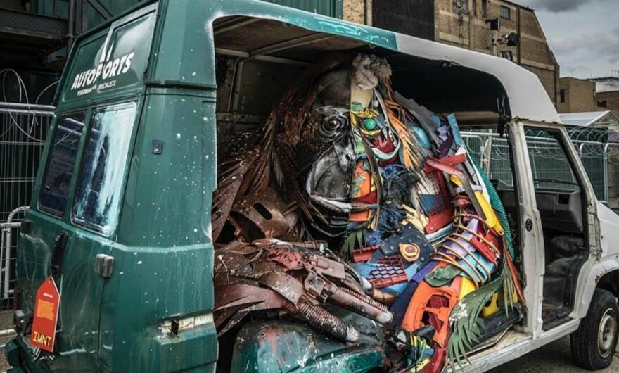 Festival Iminente, un proyecto curado por Vhils en Inglaterra