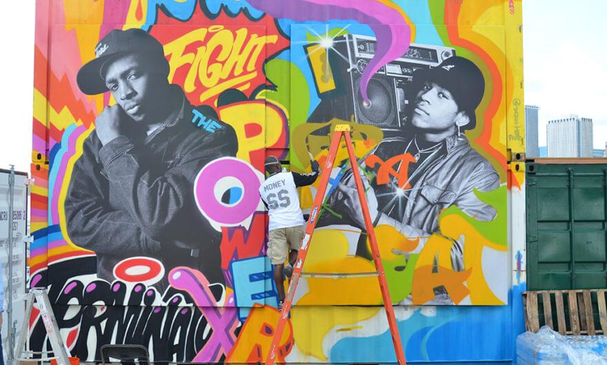 ¡El hip-hop cumple 44 años! ?