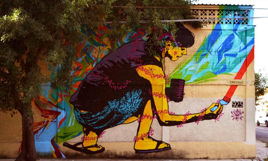 La quinta edición de Pictopía reúne 95 artistas urbanos para intervenir Medellín