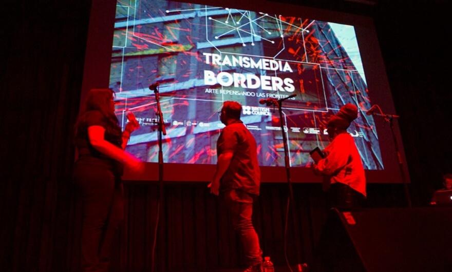 Transmedia Borders: los límites del arte se diluyen