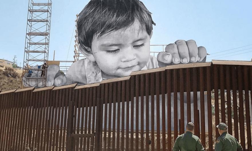 Nueva instalación de JR en frontera México-Estados Unidos