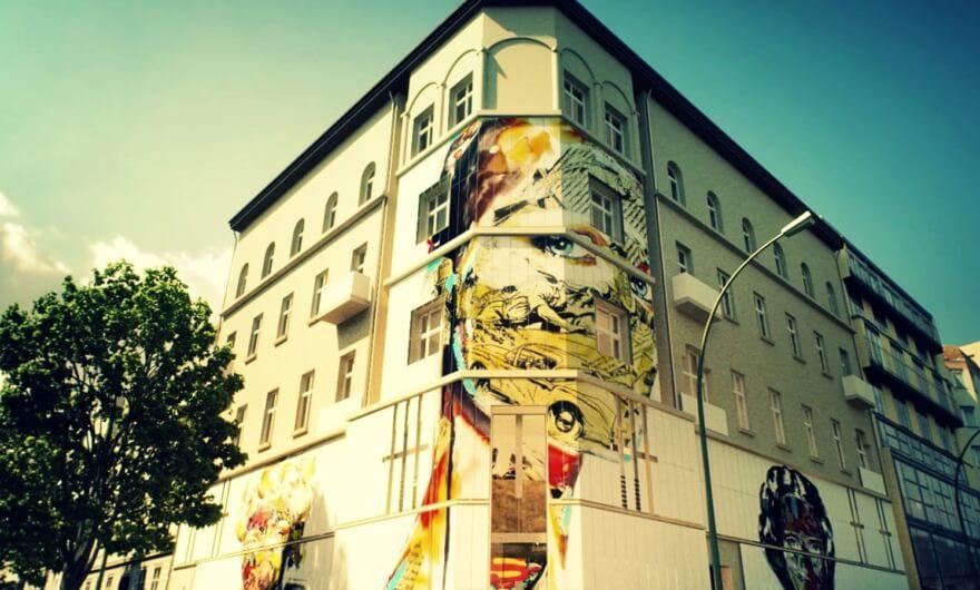 Urban Nation: ¡inauguran museo internacional de arte urbano en Alemania!