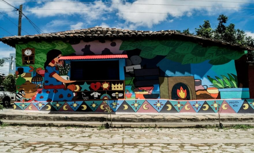 Ciudad Mural llega a Tuxtla Gutiérrez con 20 artistas nacionales e internacionales