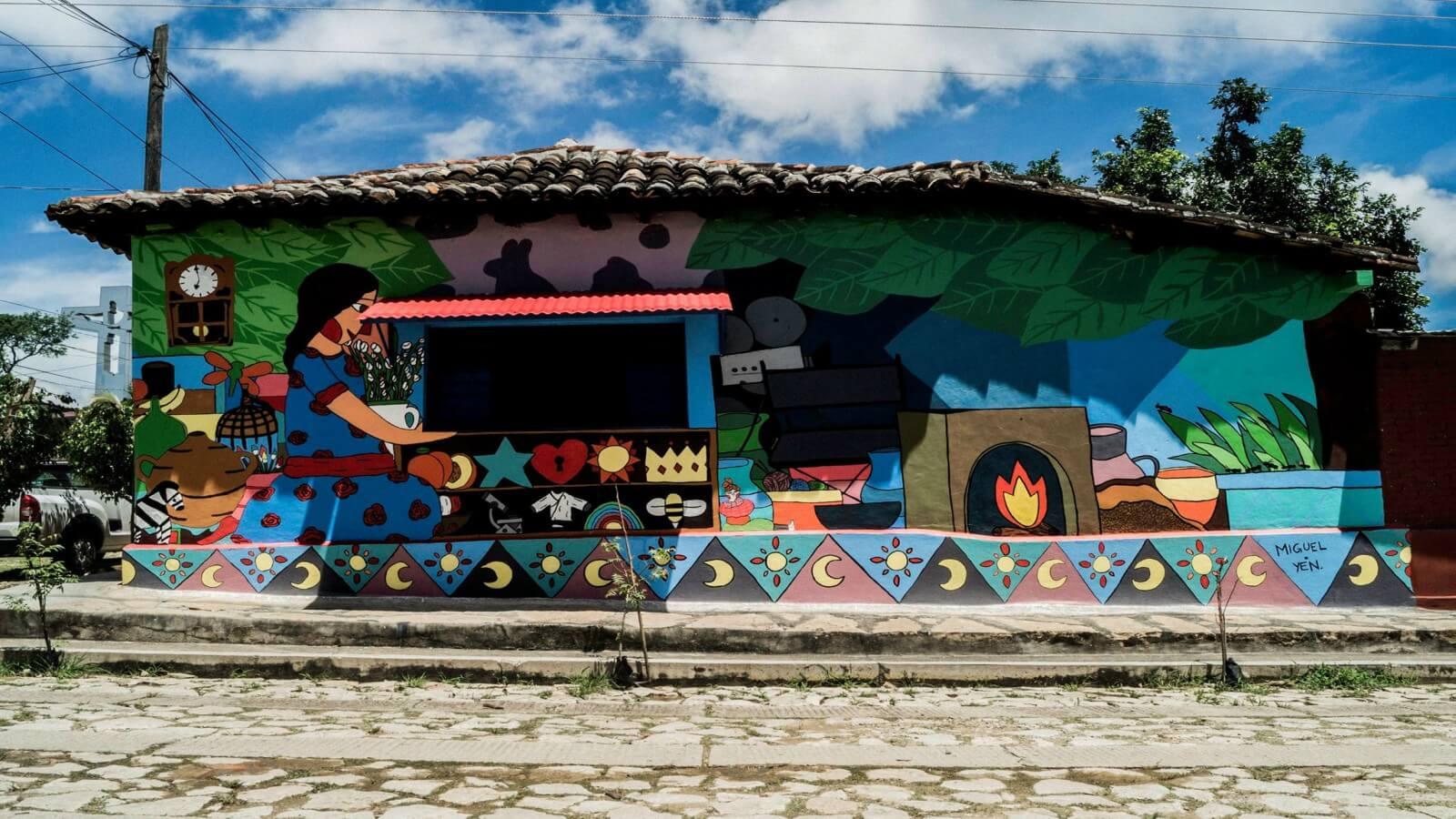 Ciudad Mural Llega A Tuxtla Gutierrez Con 20 Artistas Nacionales E