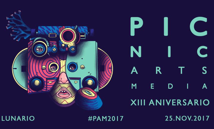 Todo listo para el Congreso PICNIC Arts Media 2017 ?