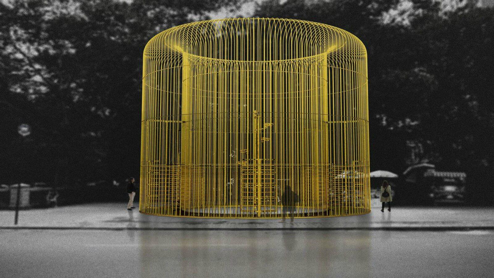 Con 300 piezas Ai Wei Wei exhibe en Nueva York