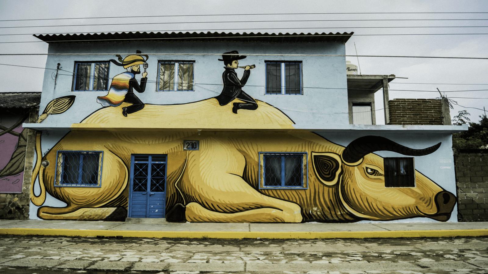 Colectivo Tomate: arte y comunidad en Tuxtla Gutiérrez