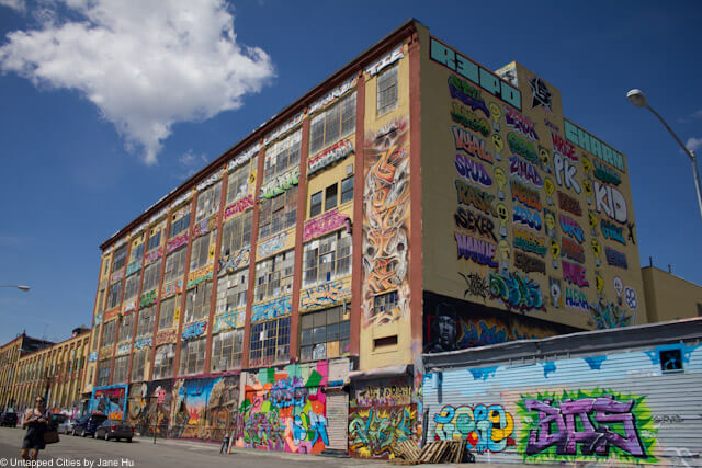 5Pointz wins the first case that protects graffiti under federal law