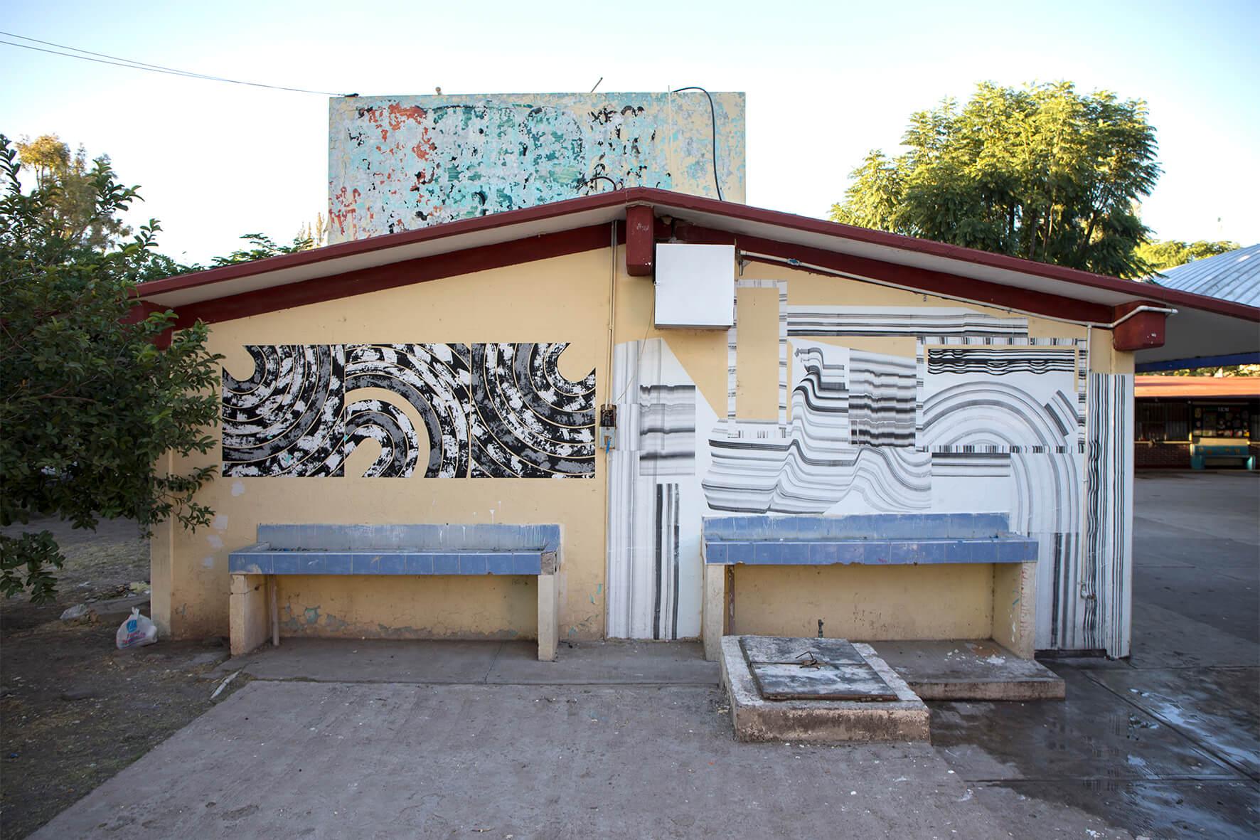 Martina Merlini y 2501: residencia artística en Querétaro