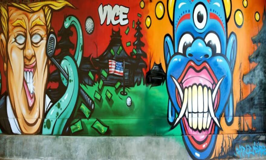 Vandal With Care: exhibición de pintura, esculturas y consumismo