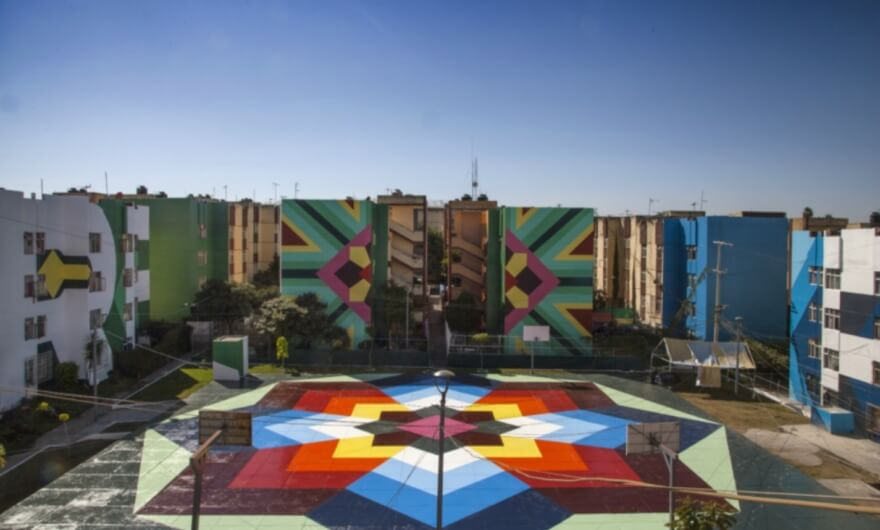 Boa Mistura interviene 5000 metros cuadrados en Guadalajara