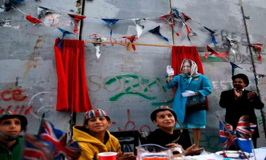 La disculpa de Banksy a Palestina: una «fiesta» en The Walled Off Hotel