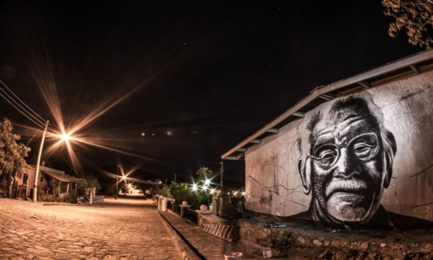 El Color de la memoria: rescatar historias de México a través de murales