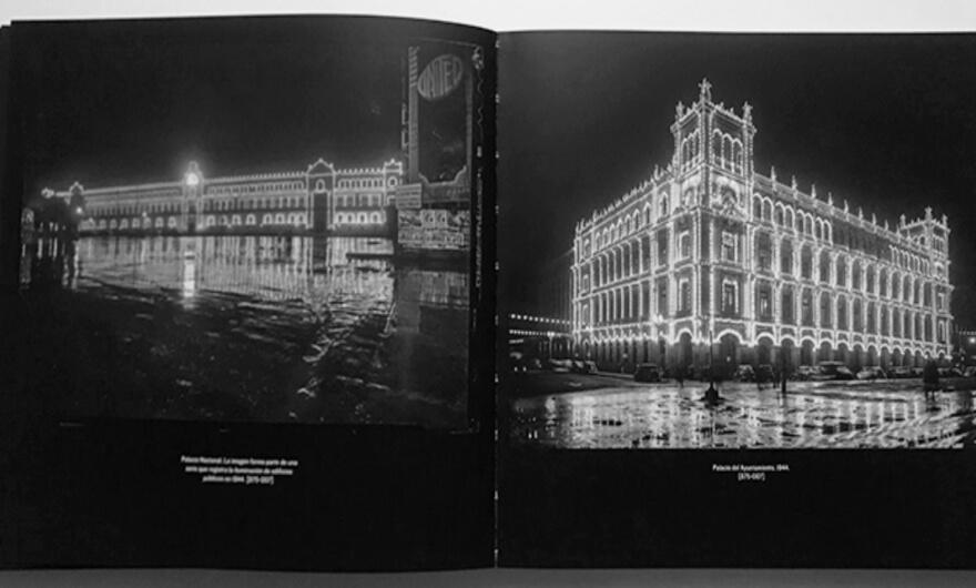 En Obra, libro de la memoria fotográfica de la CDMX
