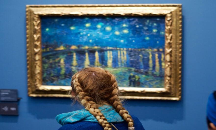 People Matching Artworks: cuando la gente se vuelve parte del arte
