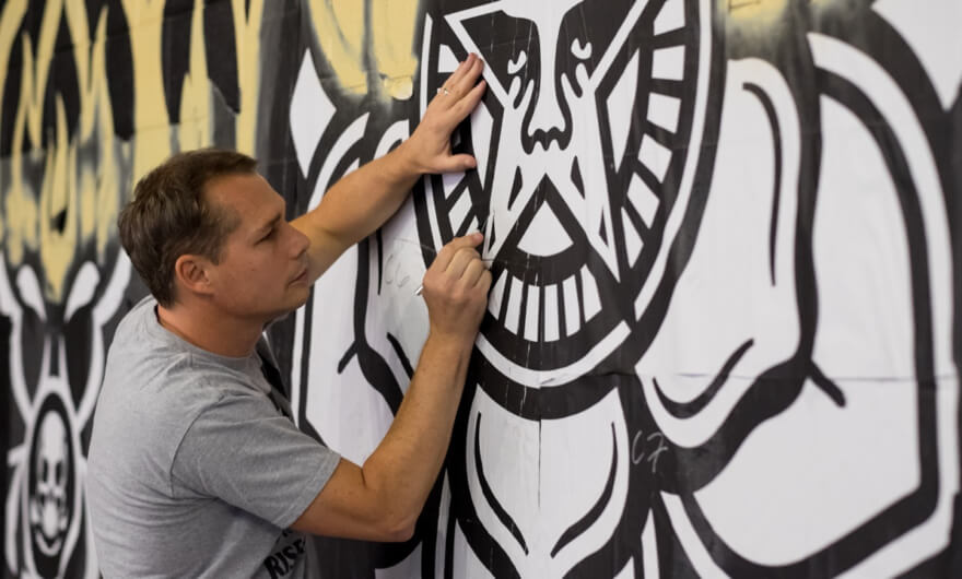 OBEY GIANT: Documental sobre la vida de Shepard Fairey