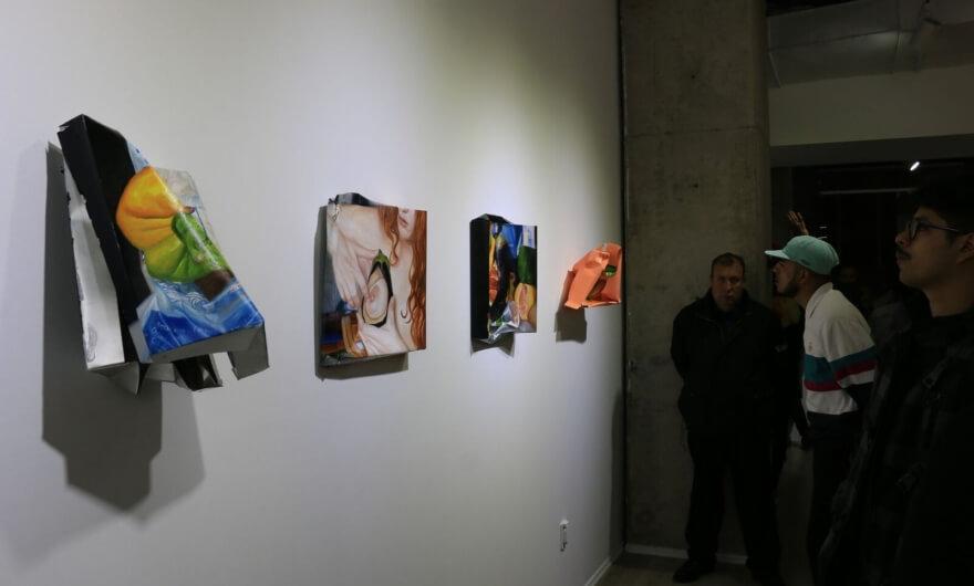 DEFORME: una exhibición que cuestiona la forma