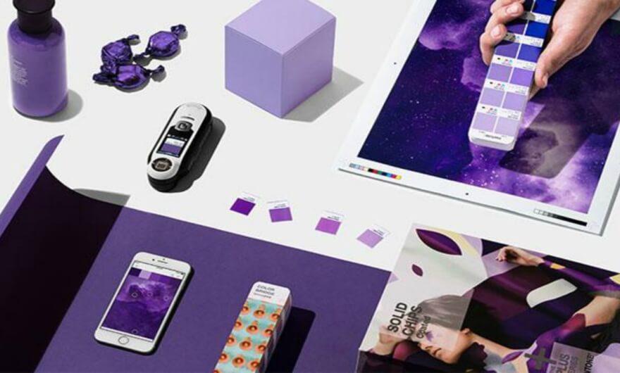 Ultravioleta: el color Pantone del año ?