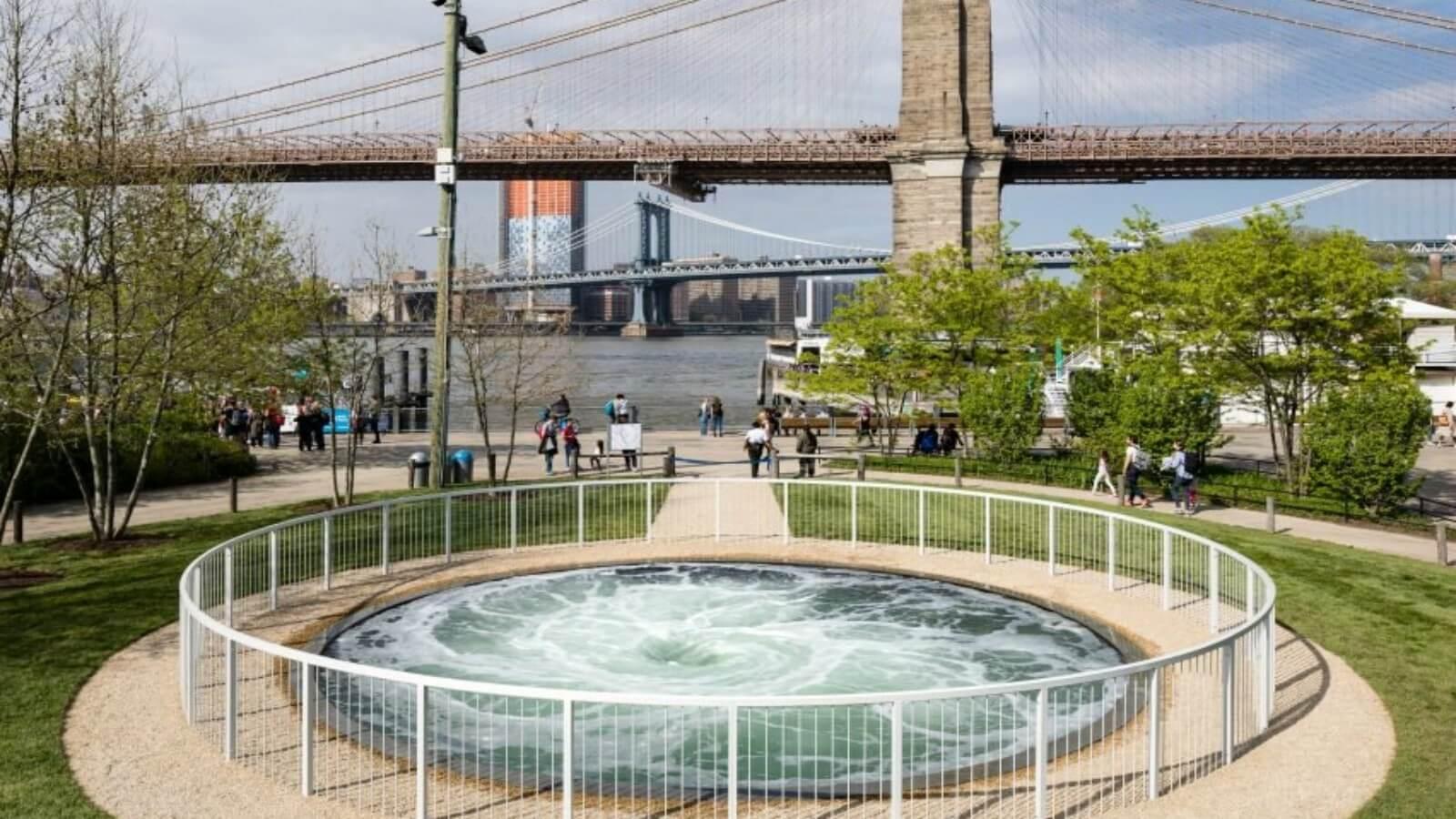 Descension: un vórtice a otra dimensión se inaugura en Brooklyn