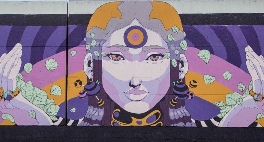 Los 10 mejores murales de noviembre