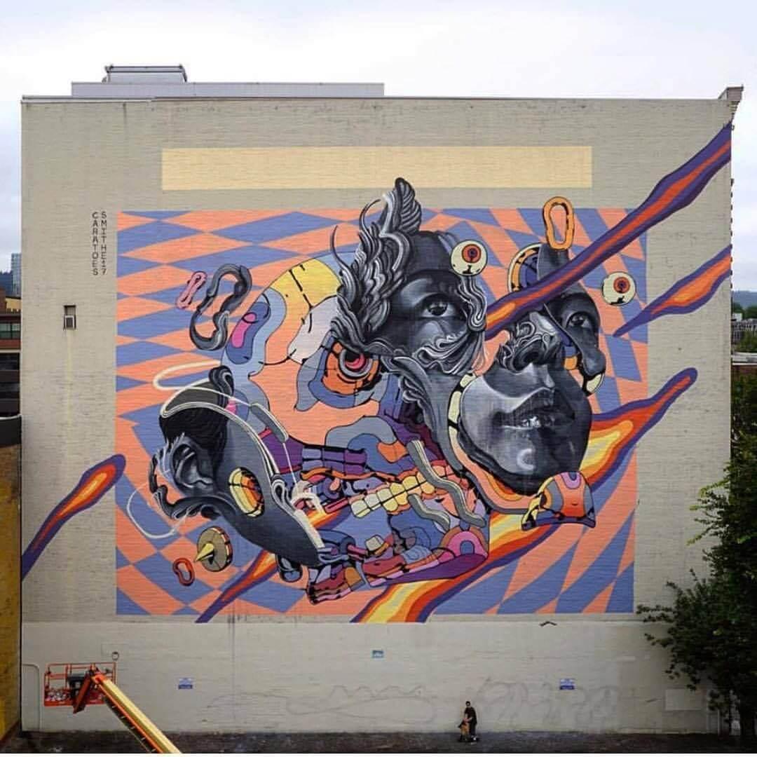 Los Mejores Murales De Artistas Mexicanos Del 2017 All City Canvas