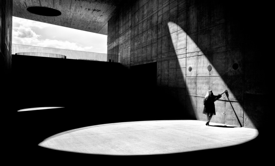 El fotógrafo Alan Schaller y su «Metropolis»