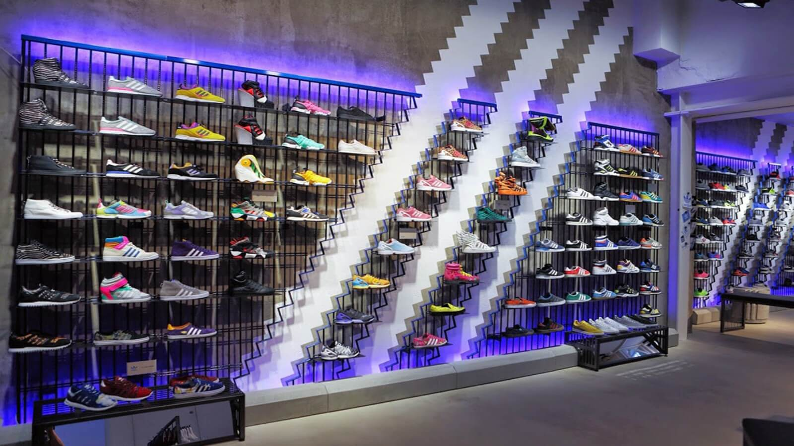 Adidas tiene su primera flagship store y está en la CDMX