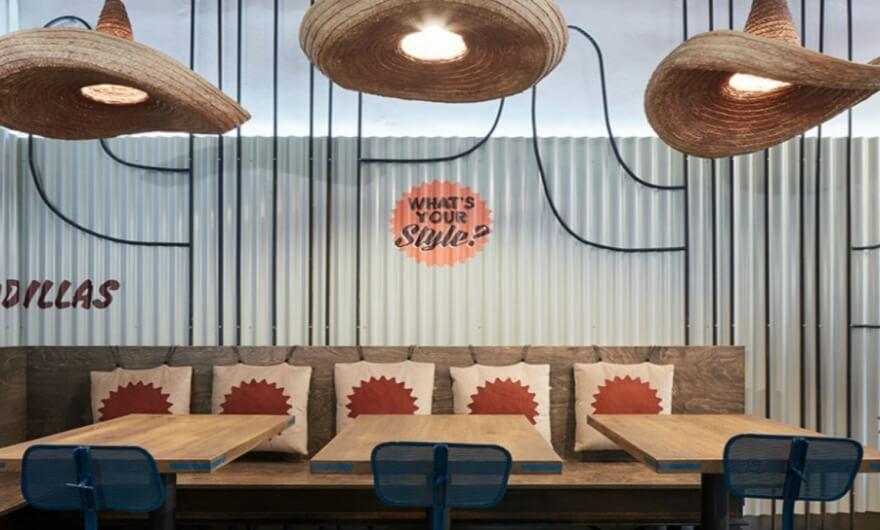 Burrito loco: restaurante mexa en Praga??