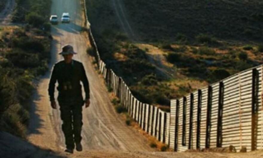 Buscan declarar patrimonio cultural el muro fronterizo de Trump?
