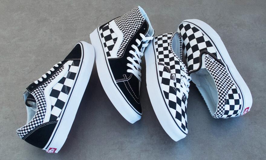 zapatos vans ultimos modelos 7 años