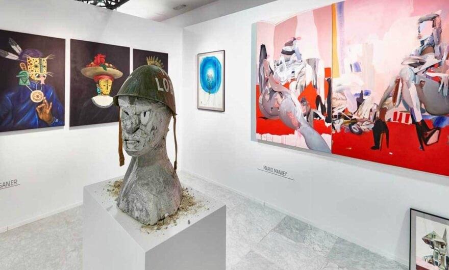 Urvanity Art 2018 celebra el nuevo arte contemporáneo