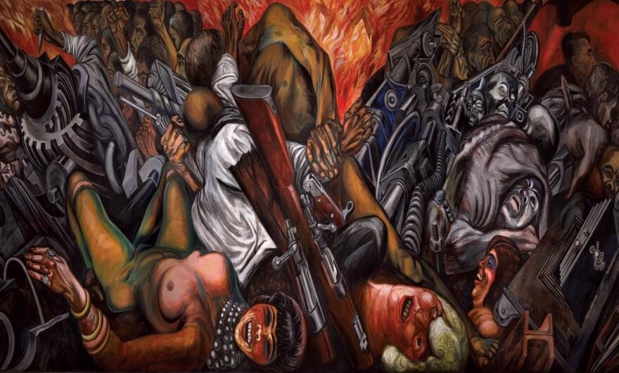 «Voz Contra Muro»: uniendo al hip hop con el muralismo
