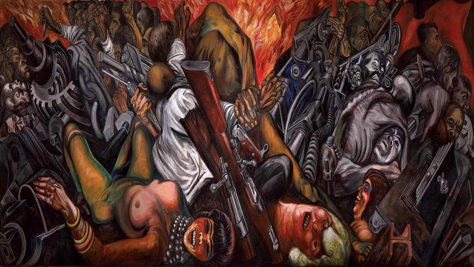 """""""Voz Contra Muro"""": uniendo al hip hop con el muralismo"""